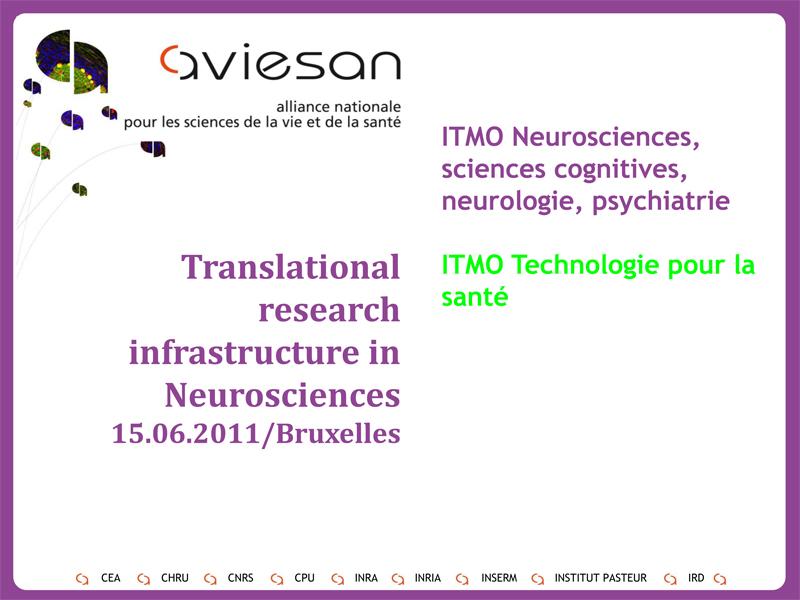 Rencontres neurologie 2018